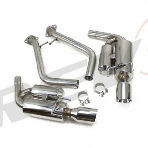 exhaust systems for lexus is250 for