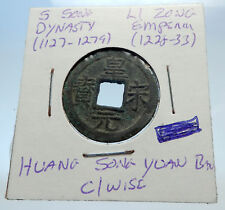 1225AD CHINESE Southern Song Dynasty Genuine LI ZONG Cash Coin of CHINA i71493