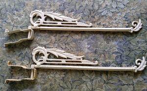 swing arm curtain rod for sale ebay