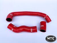 MTC MOTORSPORT MK7 FORD FIESTA 1.0 ECOBOOST BOOST TURBO HOSE KIT INTERCOOLER RED