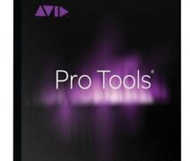 Avid Protools 10 Hd Mac