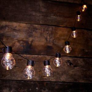 outdoor solar fairy lights in outdoor