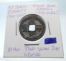 998AD CHINESE Northern Song Dynasty Antique ZHEN ZONG Cash Coin of CHINA i75375