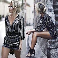 Femme Vêtement de soirée Col V Combinaison Moulant Soirée Tunique & Barboteuse