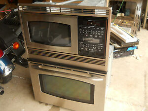 electric microwave wall oven