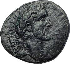 ANTONINUS PIUS 138AD Beroea in Cyrrhestica Quality Ancient Roman Coin i73276