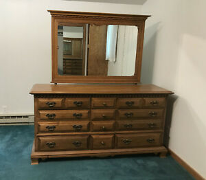 maple bedroom furniture sets with 4