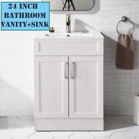 ceramic vessel sink cabinet combo ebay