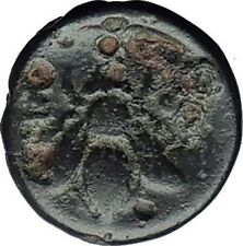EPHESOS in IONIA Genuine 387BC Bee Female Authentic Ancient Greek Coin i63168