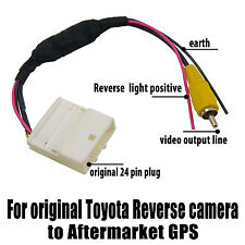 Reverse Car Audio & Video Wire Harnesses for Toyota for sale | eBay