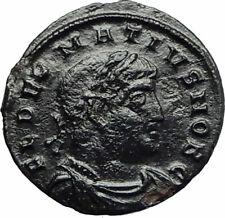 DALMATIUS Delmatius 335D Roman Caesar Ancient Genuine Coin LEGIONS i76832