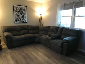 ashley furniture gray sectionals for