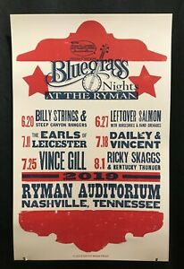 original country music posters for sale