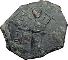 CRUSADERS of Antioch Tancred Ancient 1101AD Byzantine Time Coin St Peter i64461