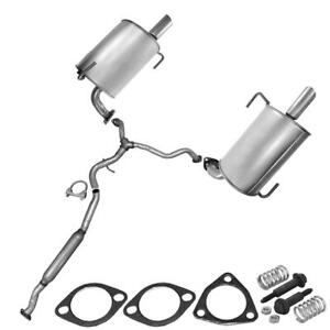 exhaust systems for 2009 subaru legacy