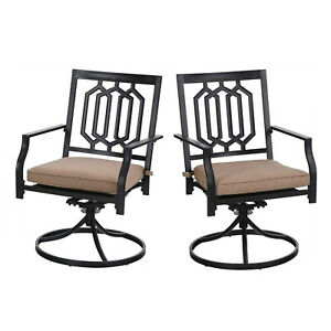 black metal patio patio chairs for sale