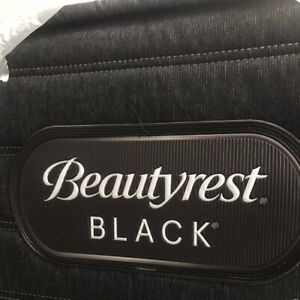 simmons beautyrest black for sale in