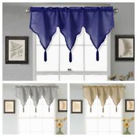 triple lockseam curtain rod set 84