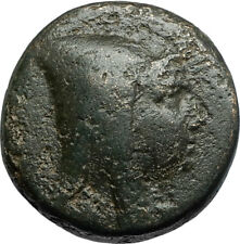 AMISOS Pontus 120BC Mithradates VI / MITHRAS Authentic Ancient Greek Coin i67208