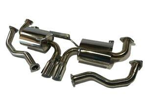 exhaust systems for 2007 porsche cayman