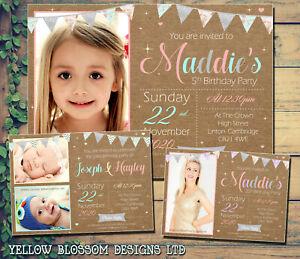 twins birthday invitations for sale ebay