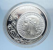 2006 POLAND Proof 10 Zlotych Silver HISTORY OF POLISH ZLOTY SERIES Coin i71866