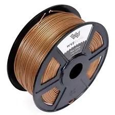 WYZworks 3D Printer Filament 1.75/3mm ABS PLA SOFT WOOD PETG FLEXIBLE 1kg/2.2lb