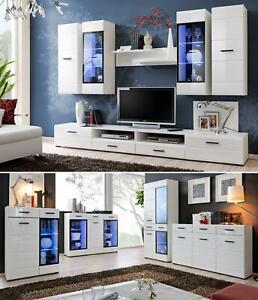 meuble salon moderne ebay