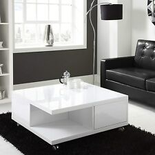 square coffee tables with storage for