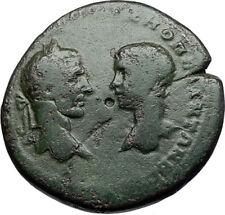 MACRINUS and DIAUDUMENIAN Marcianopolis Ancient Roman Coin w LIBERALITAS i71117