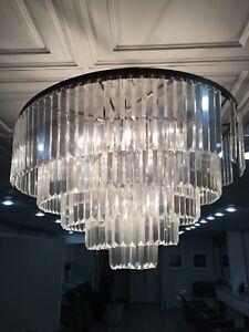 restoration hardware chandeliers and