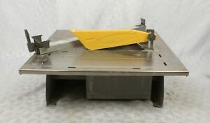 workforce tile saws for sale in stock