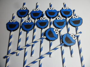 Cookie Monster Party Supplies For Sale Ebay