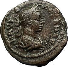 SEVERUS ALEXANDER Authentic Ancient Marcianopolis Roman Coin w TYCHE i71124