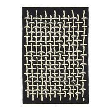 tapis ikea noir en vente ebay