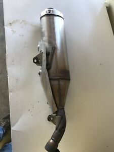 exhaust systems for honda crf450x for