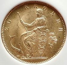 1873 Denmark King Christian IX Gold 20 Kroner Coin NGC Certified MS 64 i70331