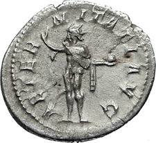GORDIAN III 240AD Rome Authentic Genuine Ancient Silver Roman Coin SOL i67136