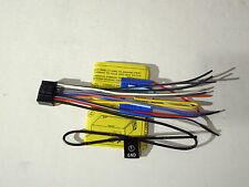 Jvc Car Audio And Video Wire Harness