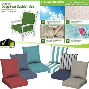 patio garden furniture cushion sets