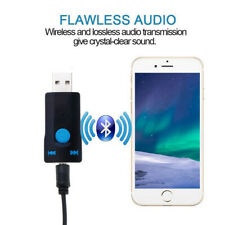 USB Wireless Adapter Bluetooth 5.0 Audio Stereo Receiver with mic for PC Car HF