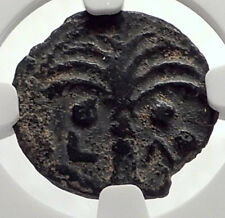 MARCUS AMBIBULUS Augustus Jerusalem Ancient 8AD BIBLICAL Roman Coin NGC i70911