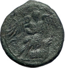 SYRACUSE in SICILY under Roman Rule after 212BC Greek Coin BULL SACRIFICE i73711