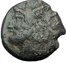 Thessalonica in Macedonia under Romans Ancient Greek Coin  JANUS CENTAURS i63126