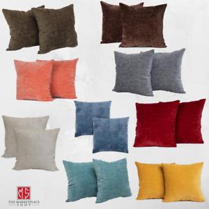 mainstays chenille home decor pillows