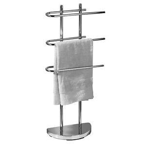 free standing towel rail bathroom towel