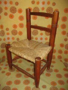 petite chaise enfant vintage ebay