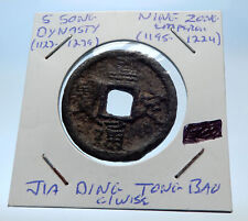 1195AD CHINESE Southern Song Dynasty Genuine NING ZONG Cash Coin of CHINA i72566