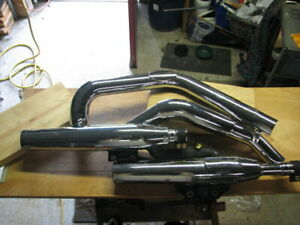 exhaust systems for honda shadow 750