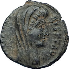 Divus Saint CONSTANTINE I the GREAT 347AD Authentic Ancient Roman Coin i68018